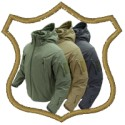 SOFTSHELL, FORROS POLARES, IMPERMEABLES