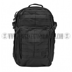 RUSH12 BACKPACK COLOR NEGRO